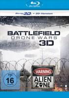 Battlefield: Drone Wars 3D - Blu-ray 3D + 2D (Blu-ray)