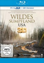 Wildes Sumpfland USA 3D - Blu-ray 3D + 2D (Blu-ray)