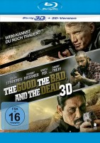 The Good, the Bad and the Dead - Blu-ray 3D + 2D (Blu-ray)