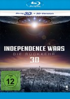 Independence Wars - Die Rückkehr 3D - Blu-ray 3D + 2D (Blu-ray)