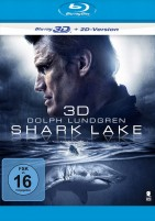 Shark Lake - Blu-ray 3D + 2D (Blu-ray)