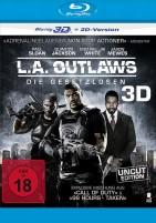 L.A. Outlaws - Die Gesetzlosen - Blu-ray 3D + 2D (Blu-ray)