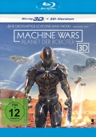 Machine Wars - Planet der Roboter 3D - Blu-ray 3D + 2D (Blu-ray)