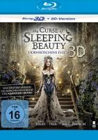 The Curse of Sleeping Beauty - Dornröschens Fluch 3D - Blu-ray 3D + 2D (Blu-ray)