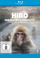 Hiro - Der kleine Schneeaffe (Blu-ray)
