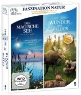 Wunder des Waldes & Der magische See - Faszination Natur (Blu-ray)