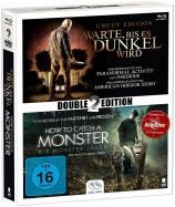 Warte, bis es dunkel wird & How to Catch a Monster - Die Monster-Jäger - Double2Edition (Blu-ray)