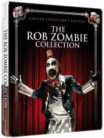 The Rob Zombie Collection - Limited Collector's Edition (Blu-ray)