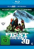 First Descent - The Story of the Snowboarding Revolution 3D - Blu-ray 3D + 2D (Blu-ray)