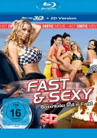 Fast and Sexy - Boxenluder voll in Fahrt 3D - Blu-ray 3D + 2D (Blu-ray)