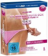 Die grosse Erotik-Box 3D - Blu-ray 3D + 2D (Blu-ray)