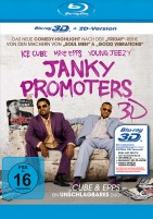 Janky Promoters 3D - Blu-ray 3D + 2D (Blu-ray)