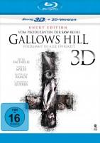 Gallows Hill - Verdammt in alle Ewigkeit - Blu-ray 3D + 2D (Blu-ray)