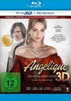 Angélique 3D - Eine grosse Liebe in Gefahr - Blu-ray 3D + 2D (Blu-ray)