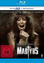 Martyrs - The Ultimate Horror Movie - Blu-ray 3D + 2D (Blu-ray)