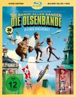 Die Olsenbande in feiner Gesellschaft 3D - Blu-ray 3D + 2D + DVD (Blu-ray)