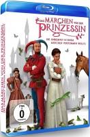 Das Märchen von der Prinzessin, die unbedingt in einem Märchen vorkommen wollte (Blu-ray)
