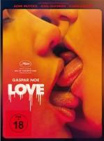 Love 3D - Blu-ray 3D + 2D + DVD / Limited Mediabook (Blu-ray)