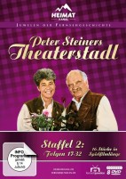 Peter Steiners Theaterstadl - Staffel 2 / Folgen 17-32 (DVD)