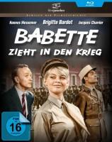 Babette zieht in den Krieg (Blu-ray)