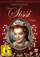 Die Sissi Trilogie - Purpurrot-Edition (DVD)