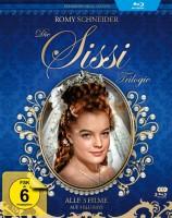Die Sissi Trilogie - Königinnenblau-Edition (Blu-ray)