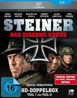 Steiner - Das Eiserne Kreuz - Teil I + II / 40th Anniversary Edition (Blu-ray)