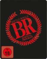 Battle Royale - Extended Cut & Kinofassung / Limited Steelbook (Blu-ray)