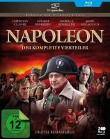 Napoleon - Der komplette Vierteiler / Digital Remastered (Blu-ray)