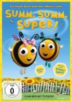 Summ, Summ, Super! - Die neuen Abenteuer der Familie Biene - Komplettbox / Staffel 2 (DVD)