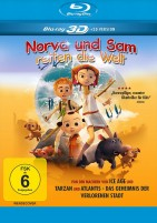 Norva und Sam retten die Welt - Blu-ray 3D + 2D (Blu-ray)
