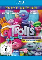 Trolls - Party Edition (Blu-ray)