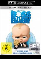 The Boss Baby - 4K Ultra HD Blu-ray + Blu-ray (Ultra HD Blu-ray)