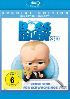 The Boss Baby 3D - Blu-ray 3D + 2D (Blu-ray)
