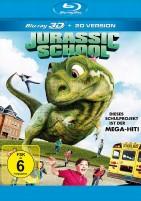 Jurassic School - Blu-ray 3D + 2D (Blu-ray)