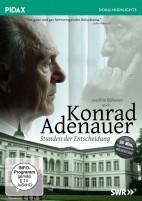 Konrad Adenauer - Stunden der Entscheidung - Pidax Doku-Highlights (DVD)