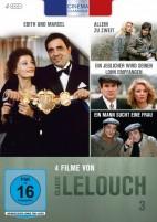 Claude Lelouch - Cinéma Classique / Box 3 (DVD)