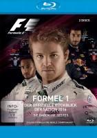Formel 1 - Der offizielle Rückblick der Saison 2016 - Sie gaben ihr Bestes (Blu-ray)