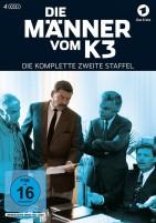 Die Männer vom K3 - Staffel 02 (DVD)