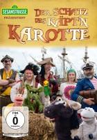 Sesamstrasse präsentiert: Der Schatz des Käpt'n Karotte (DVD)