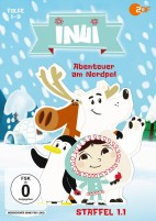 Inui - Abenteuer am Nordpol - Staffel 1.1 (DVD)