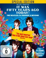 It Was Fifty Years Ago Today! The Beatles: Sgt. Pepper & Beyond - Special Edition (Blu-ray)