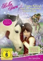 Emma Roland und ihr magisches Pferd Wings - Ein Abenteuer aus der Welt von Bella Sara - Limitierte Edition mit Malbuch (DVD)