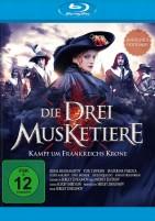Die drei Musketiere - Kampf um Frankreichs Krone (Blu-ray)