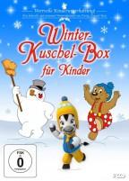 Winter-Kuschel-Box für Kinder - Frosty, Zeo und Petzi (DVD)