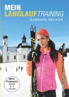 Barbara Becker - Mein Langlauf Training (DVD)