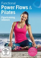 Functional Power Flows & Pilates (DVD)