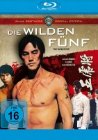 Die wilden Fünf - Shaw Brothers Special Edition (Blu-ray)