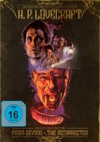 From Beyond & The Resurrected - H. P. Lovecraft Movie Double Feature (Blu-ray)