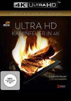 Kaminfeuer in 4K - 4K Ultra HD Blu-ray (Ultra HD Blu-ray)